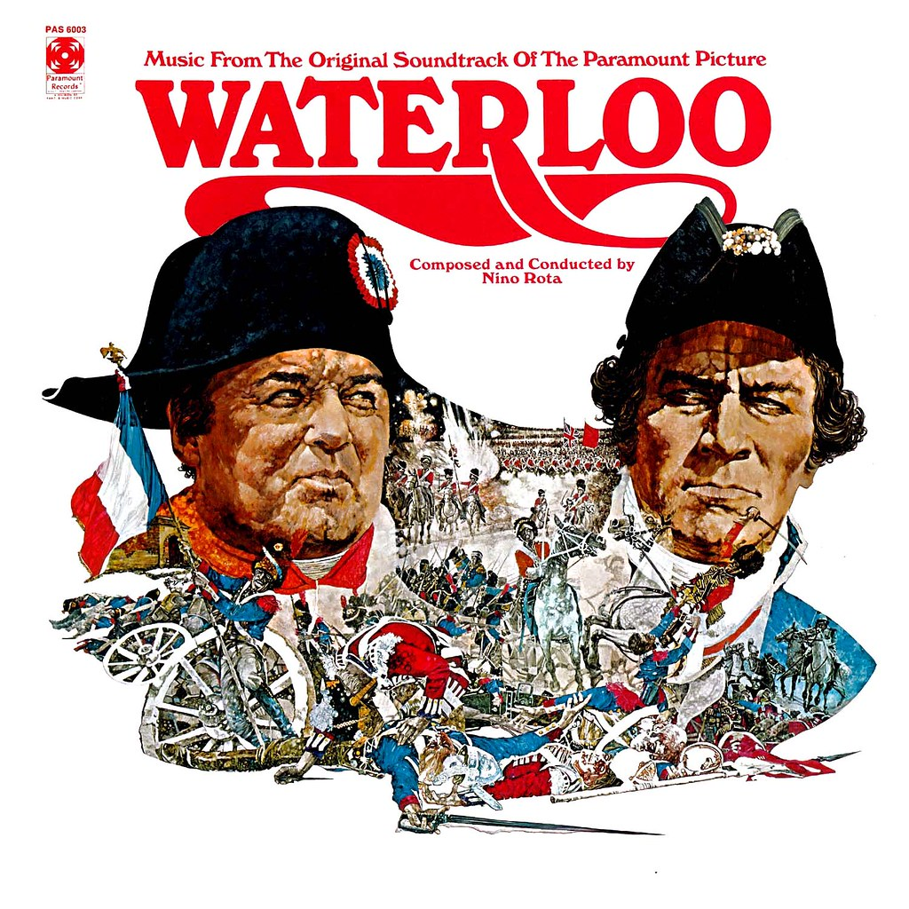 Waterloo Lp Cover Art