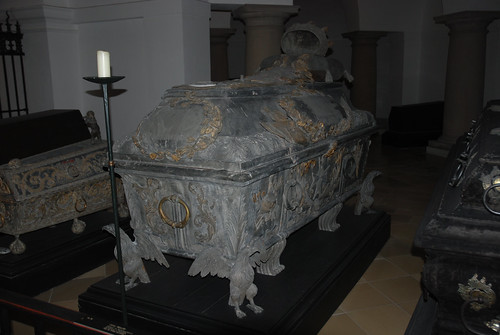 Lead Coffin