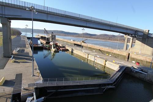 Markland Dam Flooding Markland Locks And Dam Img 9892