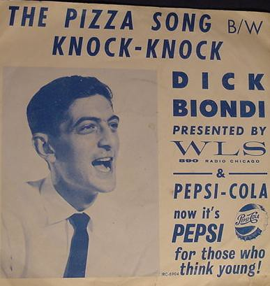 dick biondi pizza song PS