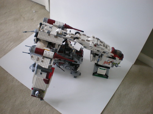 AT-TE/m and Hammer Wing Gunship 5405627939_5ff485cbd2