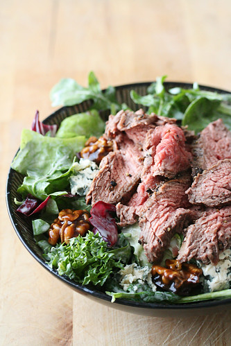 Flank Steak Salad