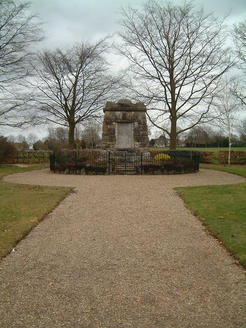 North Walsham War Memorial by Moominpappa06