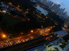 The captivating Kallang River Singapore (HenryLeongHimWoh) Tags: beautiful river bravo district central business sin rooftopgarden supershot anawesomeshot flickrdiamond kallangmrt doublyniceshot kagaporellang