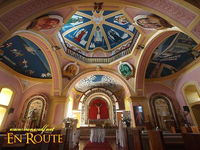 The Parish Church Interiors