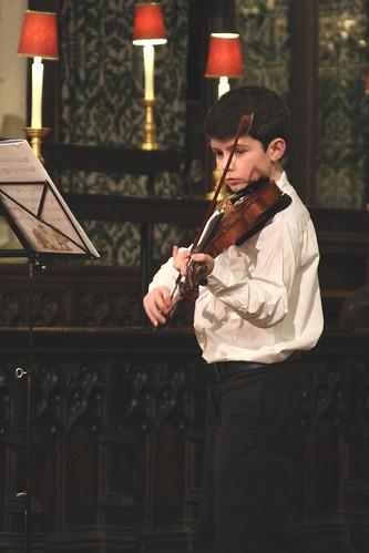 2010 Christmas concert Bart Savage