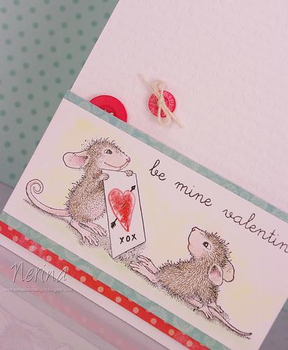 Valentine Mice Deet