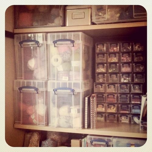 My storage system