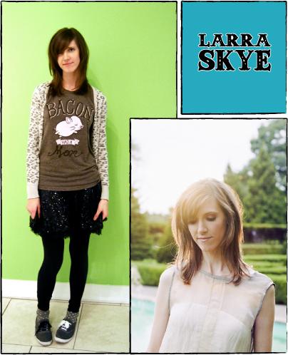 Real Vegan Style: Larra Skye