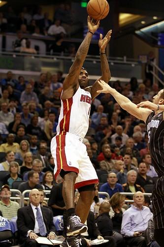 lebron james heat 2011. LeBron James