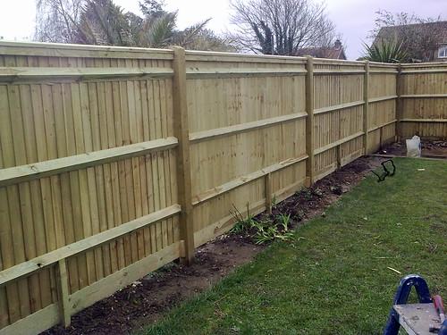 Brighton Fencing Contractors