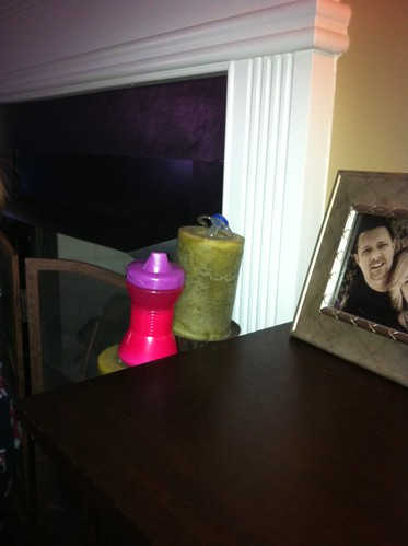 110116 Sippy Cup & Pacifier on candles