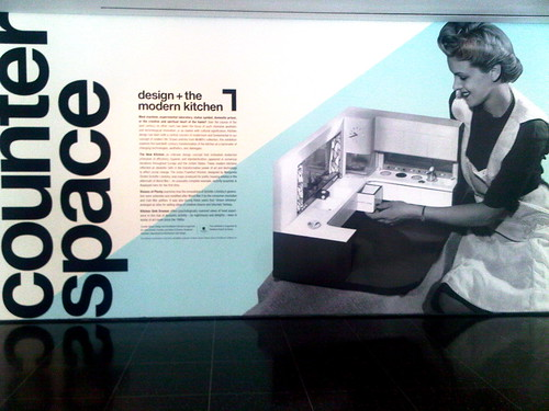 Counter Space: Design and the Modern Kitchen @ MoMA