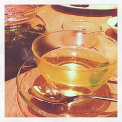 Green Herb Tea