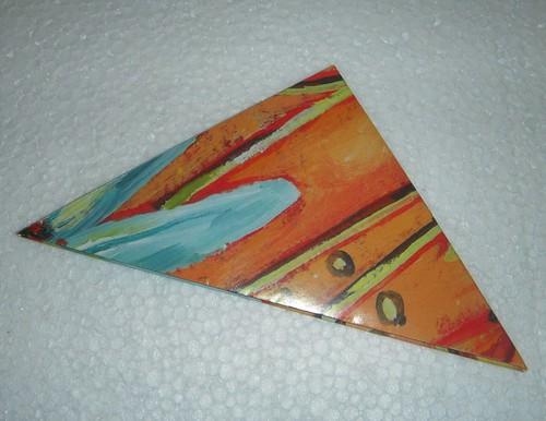 Origami #31: Bookmark