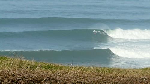 El Golf surf tow-in