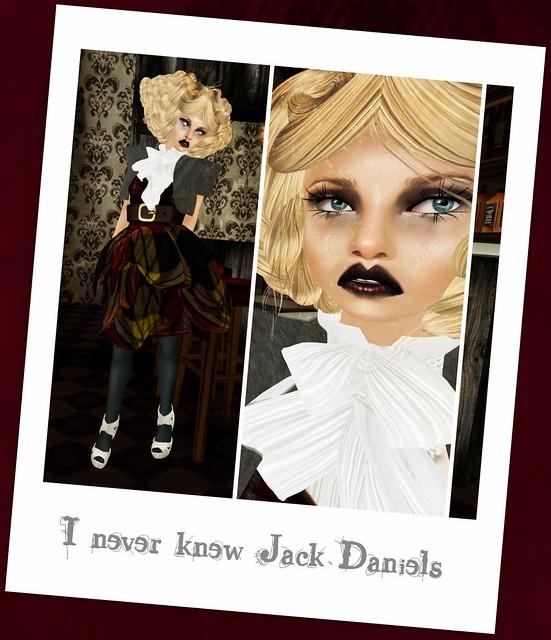 I Never Knew Jack Daniels