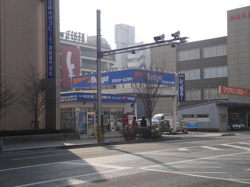 バジェット・レンタカー 宮崎駅前店