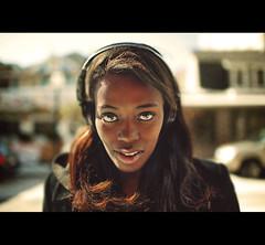 Different Faces   Atlanta   #10 (walex19 ) Tags: portrait music girl female 35mm canon hair eyes bokeh 14 lips depthoffield 5d ebony llens 5dmarkii