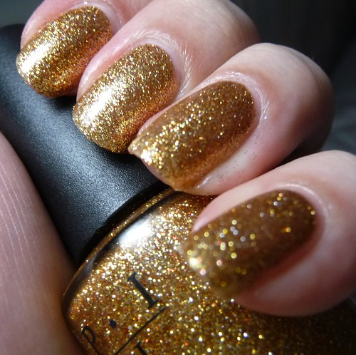 Nail Narcissism: OPI Gift of Gold -Ulta Exclusive ...
