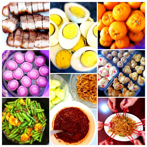 #instagrub: memories of #ChineseNewYear open houses come rushing back