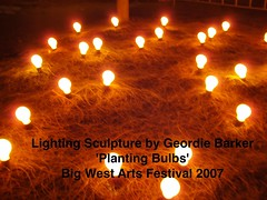 Planting Bulbs - Big West Arts Festival, Footscray