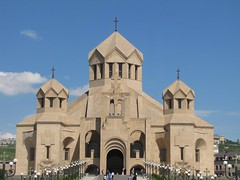 Saint Gregory the Illuminator Cathedral, Yerevan (Alexanyan) Tags: city church cathedral capital kirche christian chiesa armenia gregory orthodox yerevan eglise largest armenian apostolic kosciol illuminator armenio armenien caucas armenie armeno caucasia erevan jerevan stsaint armenienne hayasdan    rmeny