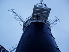 Windmill, Burnham Overy Staithe