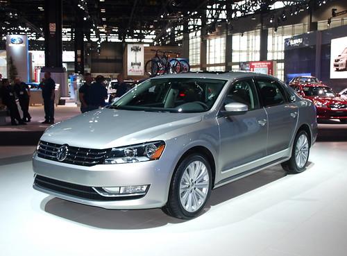 2012 Volkswagen Passat 1b