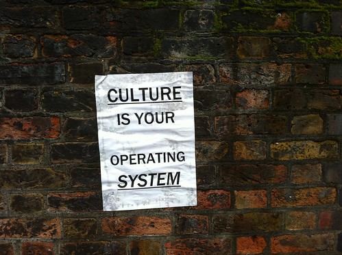 Culture is Your Operating System