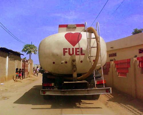 I love Fuel