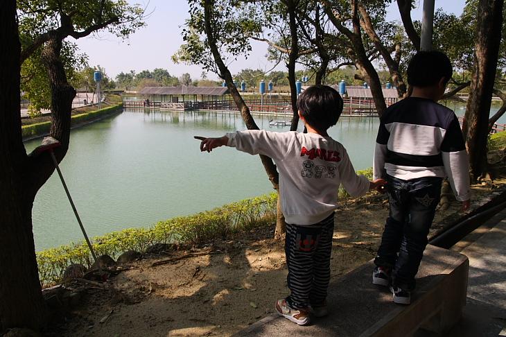 烏山頭水庫(珊瑚潭)三角埤公園053