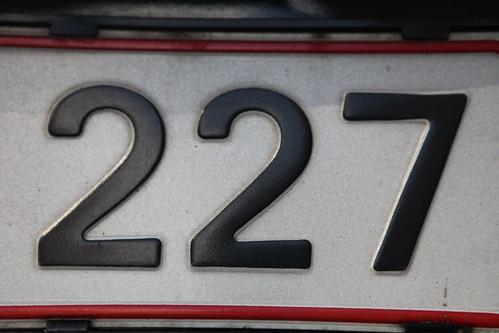 Partion number - Deltagernummer