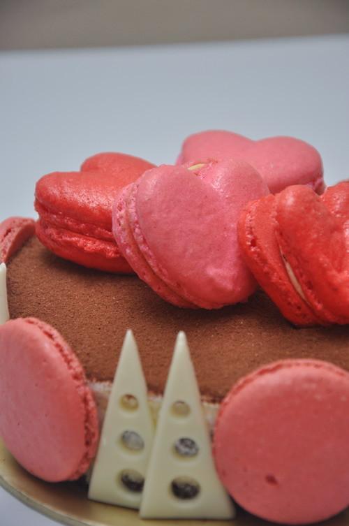 Valentine Macarons 1