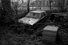 (Farlakes) Tags: classic abandoned car decay forgotten wreck farlakes