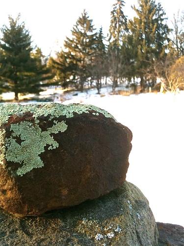 enduring rock sculpture