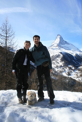 Threesome and the Matterhorn
