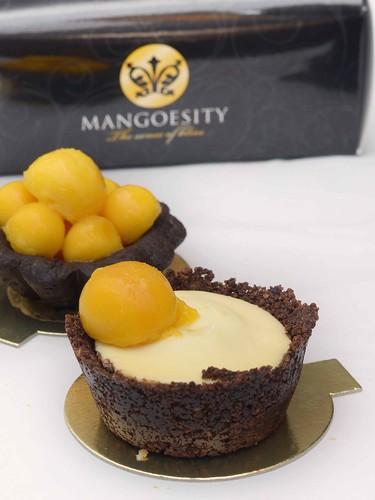 Mango Tango Cheesecake - $3.80