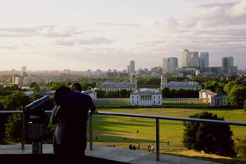 Romance at Greenwich Park 3