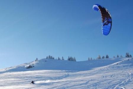 Lekce snowkitingu - Díl 2: jak vybrat kite