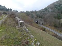 Valico Le Teste - La Via dei Francesi  e la Ferrovia Calabro Lucana