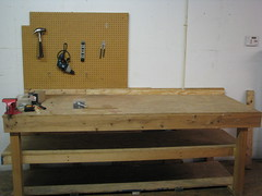 Dave B Workbench