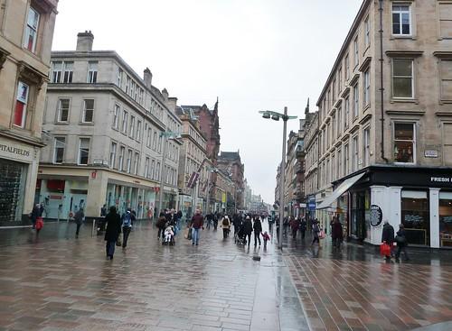 Buchanan St, Glasgow