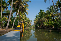 Alleppey Backwaters, Kerala (Souvik_Prometure) Tags: india boat kerala backwaters backwater southindia alleppey kumarakom sigma1020mm alappuzha nikond90 ultimateshot souvikbhattacharya