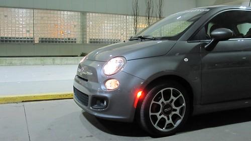 4 - 2012 FIAT 500 @ PORT COLUMBUS