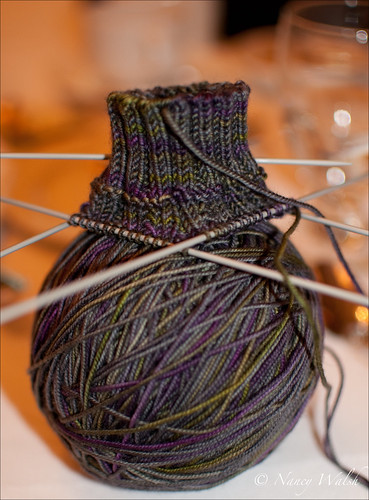 Grawk Fledge Sock