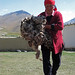 Tashrabat - Making a tushuk blanket