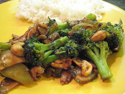 Broccoli Stir Fry
