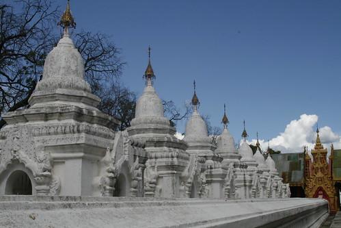 Stupas de la Kuthodaw Paya