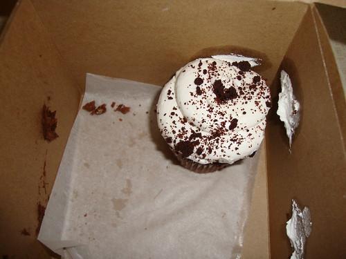 La Bon cupcake